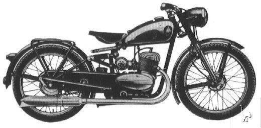 moto bauer